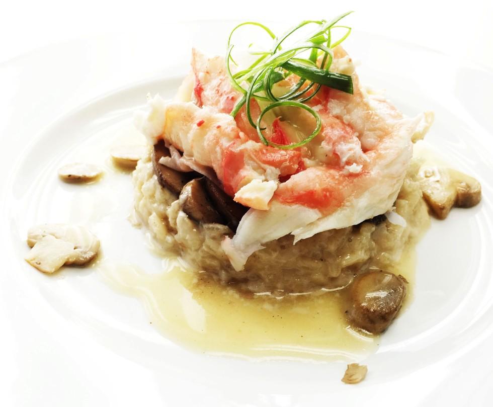 King Crab Risotto 2